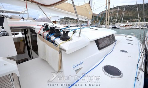 Image of Fountaine Pajot Galathea 65 for sale in Spain for €1,050,000 (£964,046) Spain