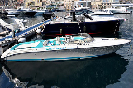 MONTE CARLO OFFSHORER MC 32 for sale in France for €92,000 (£82,674)