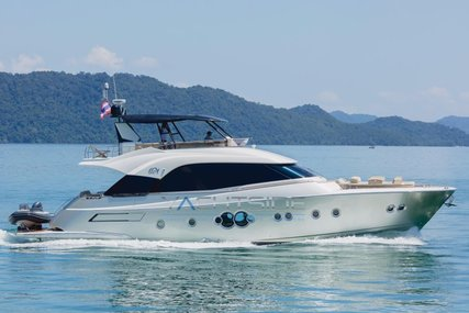 MONTE CARLO YACHTS 70 for sale in Thailand for €2,240,000 (£2,045,681)
