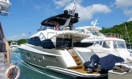 Image of MONTE CARLO YACHTS 70 for sale in Thailand for €2,240,000 (£2,027,058) Thailande, Thailand