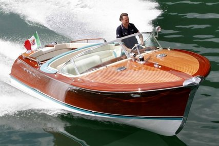 Riva Aquarama Special for sale in Italy for €590,000 (£541,702)