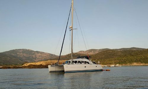 Image of Lagoon 380 for sale in France for €175,000 (£147,847) France