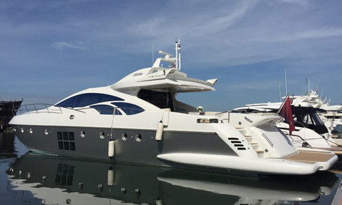 Image of Azimut Yachts 86 S for sale in Thailand for €2,850,000 (£2,453,597) Thailande, Thailand