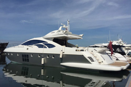 Azimut Yachts 86 S for sale in Thailand for €3,000,000 (£2,534,640)