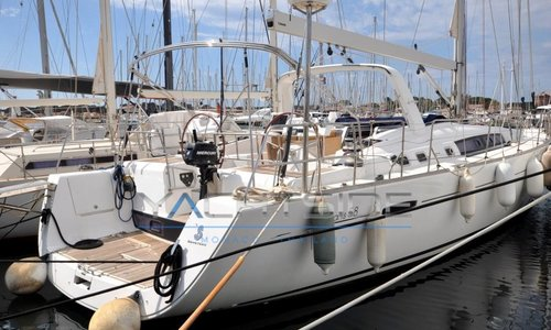 Image of Beneteau Oceanis 58 for sale in France for €339,500 (£294,324) France
