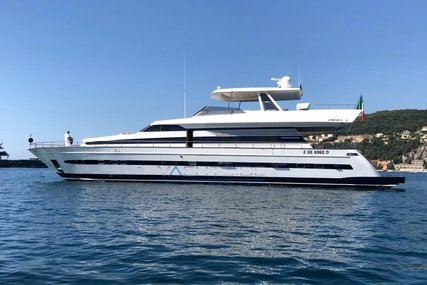 Cantieri di Pisa AKHIR 25 S for sale in France for €500,000 (£444,133)