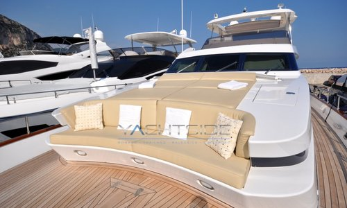 Image of Cantieri di Pisa AKHIR 25 S for sale in France for €500,000 (£439,418) France