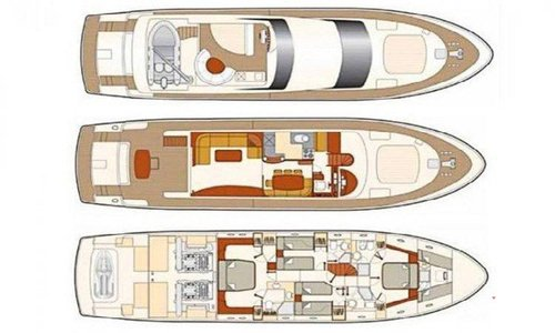 Image of Astondoa 72 GLX for sale in Spain for €550,000 (£477,551) Spain