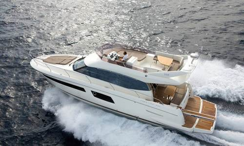 Image of Jeanneau Prestige 500 Fly for sale in France for €829,000 (£742,918) France