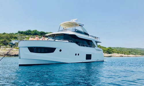 Image of Absolute NAVETTA 58 for sale in Montenegro for €830,000 (£755,541) Montenegro