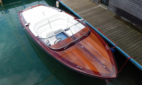 Image of Boesch 750 Portofino De Luxe for sale in Austria for €190,000 (£173,530) Velden, Austria