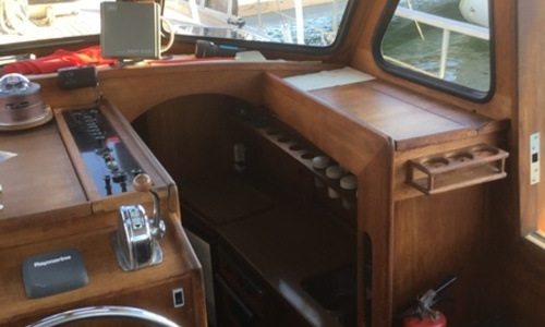 Image of Nauticat 33 for sale in Spain for €57,000 (£52,248) Torrevieja, Spain