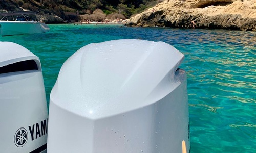 Image of Agapi 950 Cabin RIB for sale in Spain for €145,000 (£130,721) Spain