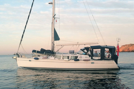 Jeanneau Sun Odyssey 43 DS for sale in Spain for €99,000 (£88,627)