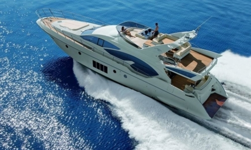 Image of Azimut Yachts 70 for sale in Italy for €1,375,000 (£1,238,928) tyrrhenian, tyrrhenian, Italy