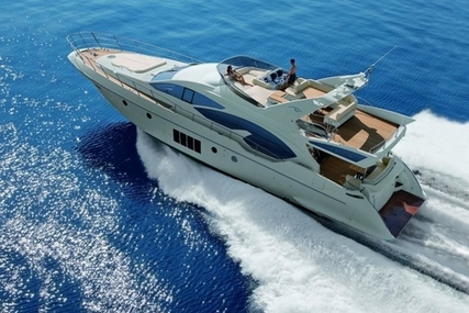 Azimut Yachts 70 for sale in Italy for €1,375,000 (£1,260,369)
