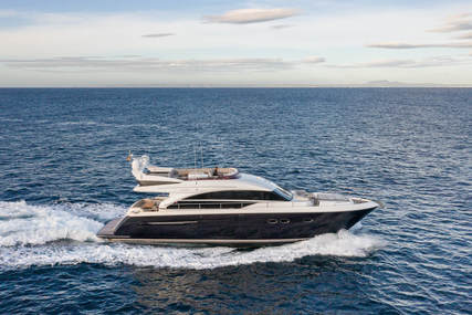 Princess 68 for sale in Netherlands for €1,885,000 (£1,652,465)