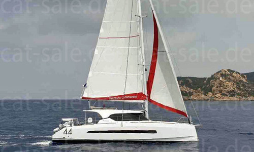 Image of Aventura Catamarans (TN) AVENTURA 44 for sale in Tunisia for €399,000 (£359,709) Tunisia
