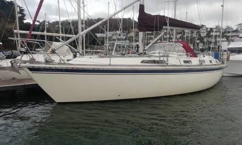 Image of Westerly Oceanranger 38 for sale in United Kingdom for £52,500 River Dart, United Kingdom