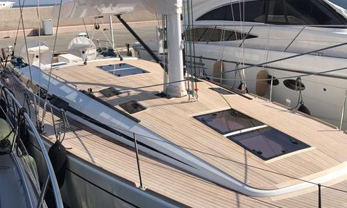 Image of Nautor's Swan Swan 54 for sale in France for €1,300,000 (£1,170,781) NICE, France