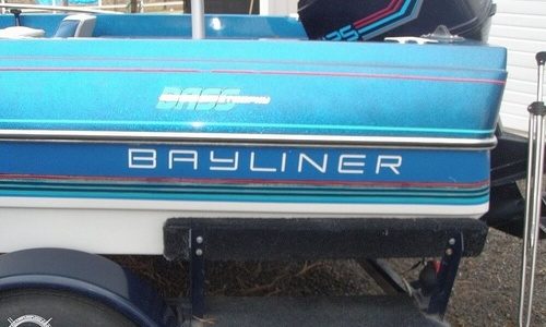 Image of Bayliner Bass Trophy 1810 Fish & Ski for sale in United States of America for $17,750 (£13,763) Spokane, Washington, United States of America