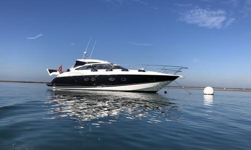 Image of Princess V42 for sale in United Kingdom for £259,950 South Coast, United Kingdom