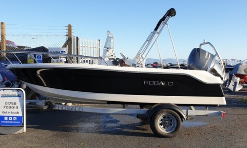 Image of Robalo Centre console R160 for sale in United Kingdom for £21,995 United Kingdom
