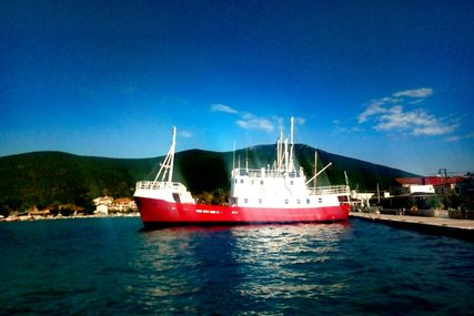 G EIDE and Sonner / AS Norway North Sea Trawler 92 for sale in Greece for €175,000 (£148,029)