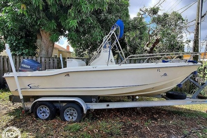 Scout Sportfish 202 for sale in United States of America for $14,000 (£10,834)