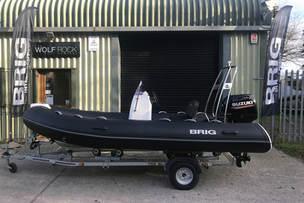 Brig Falcon Rider 420 (2018) for sale in United Kingdom for £14,495