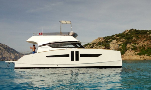 Image of Aventura Catamarans (TN) AVENTURA POWER 10 for sale in Tunisia for €306,500 (£276,318) Tunisia