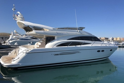 Princess 57 for sale in Italy for €335,000 (£278,524)