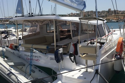 Nautitech 40 for sale in Greece for €130,000 (£108,492)