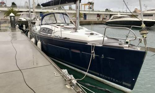 Image of Beneteau Oceanis 40 for sale in Spain for €83,000 (£76,080) Valencia, Spain