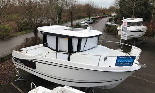 Image of Jeanneau Merry Fisher 795 Marlin for sale in United Kingdom for £79,950 Chichester Marina, United Kingdom