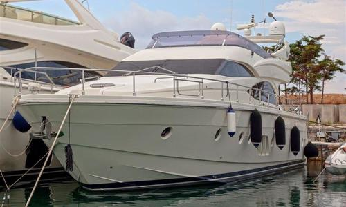 Image of Dominator 62 S for sale in Greece for €645,000 (£588,649) Greece