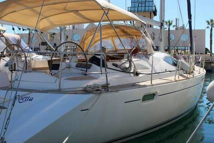 Jeanneau Sun Odyssey 54 DS for sale in Spain for €180,000 (£150,220)
