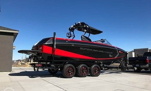 Image of Nautique G23 Super Air for sale in United States of America for $131,900 (£102,496) Nine Mile Falls, Washington, United States of America