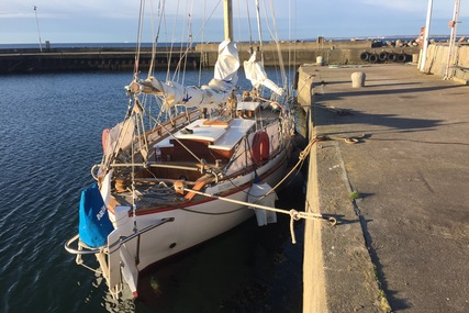 Custom Colin Archer bermudan cutter for sale in United Kingdom for €70,000 (£62,770)