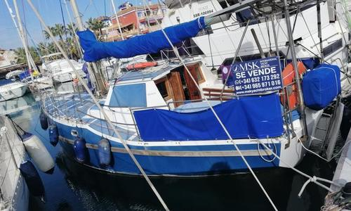 Image of Bruce Robert 36 for sale in Spain for €24,750 (£21,308) Torrevieja, Spain