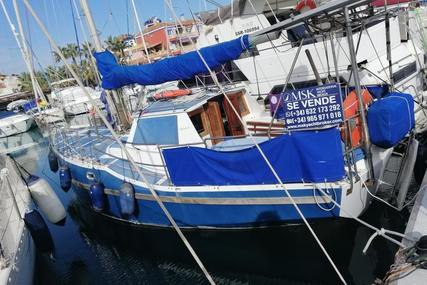 Bruce Robert 36 for sale in Spain for €27,500 (£25,214)