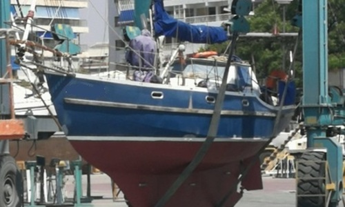 Image of Bruce Robert 36 for sale in Spain for €27,500 (£24,855) Torrevieja, Spain