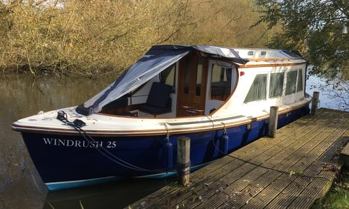 Image of Bossoms Electric Weekender for sale in United Kingdom for £59,950 Beale Park, United Kingdom