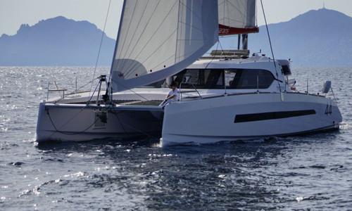 Image of Aventura Catamarans (TN) AVENTURA 44 for sale in Tunisia for €419,300 ($469,265) Tunisia