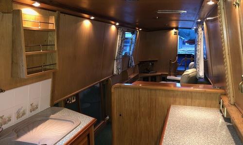 Image of PETER NICHOLLS 58 Cruiser Stern for sale in United Kingdom for £47,500 Cambridgeshire, United Kingdom