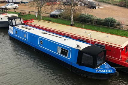 Floating Homes 50 Semi-Trad for sale in United Kingdom for £43,950