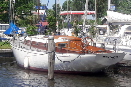 "Sparkman & Stephens 39 ""Nantucket"" for sale in Netherlands for €65,000 (£59,361)"