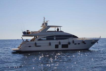 Princess 82 for sale in Russia for €2,300,000 (£1,919,482)