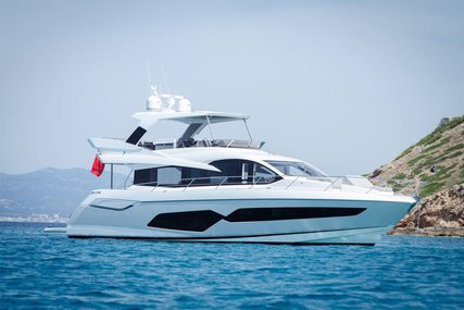 Sunseeker Manhattan 66 for sale in Spain for £1,495,000