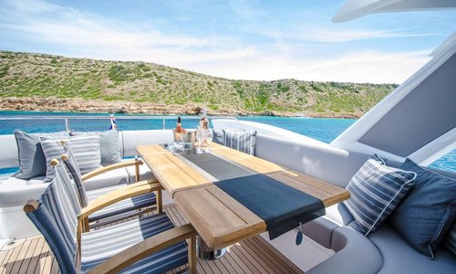 Image of Sunseeker Manhattan 66 for sale in Spain for £1,495,000 Spain